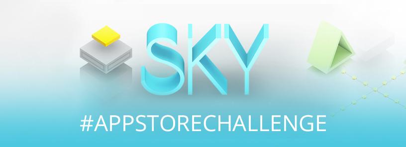 'Sky #appstorechallenge'