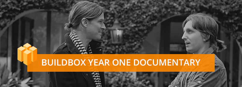 'Buildbox Year One Documentary Image'