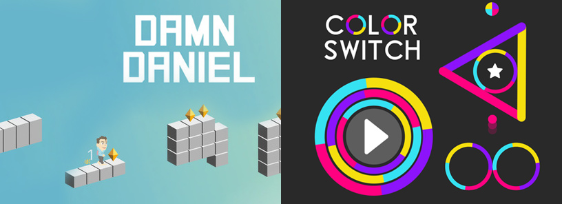 'Damn Daniel Color Switch Image'