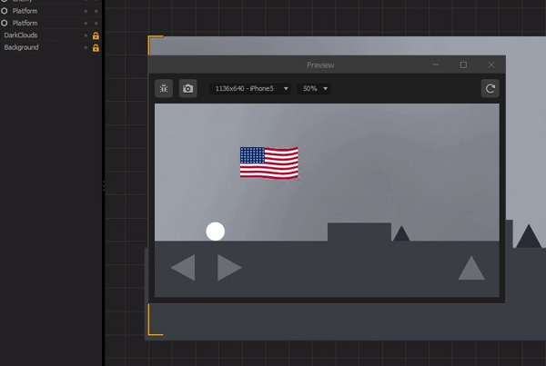 Flag Effect