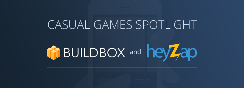 Buildbox and Heyzap