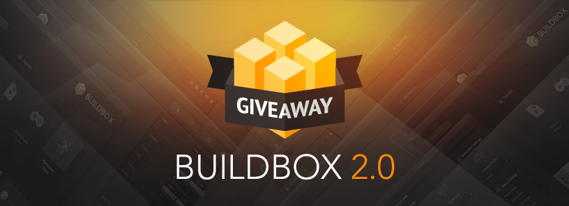 Buildbox 2.0 Giveaway