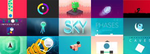 Apple features 50 Buildbox Games