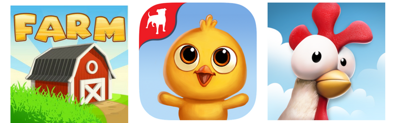 'Farmville Icons Image'