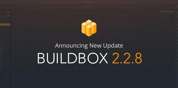 Buildbox 2.2.8