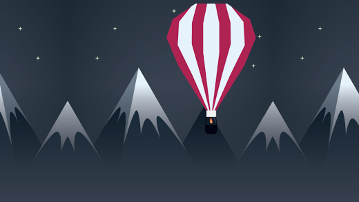 balloon drop icon