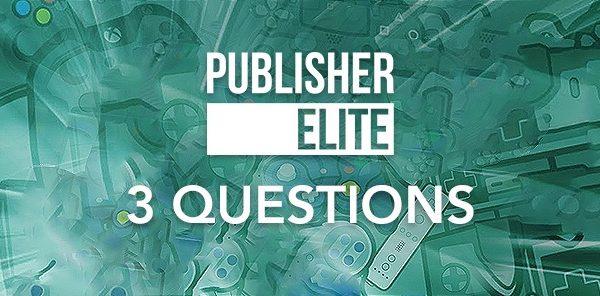 Publisher Elite - 3 Questions