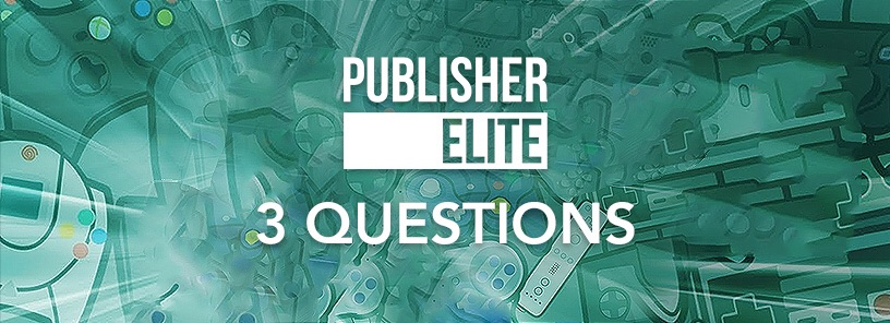 Publisher Elite - 3 Questions