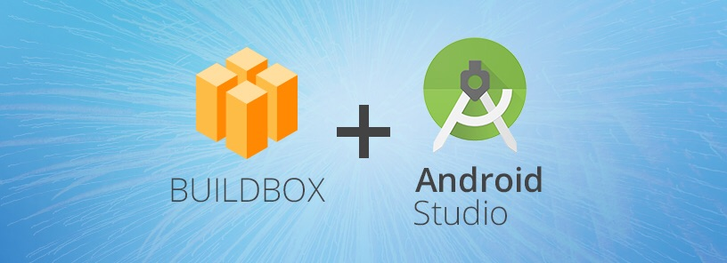Using Android Studio + Buildbox 2.3