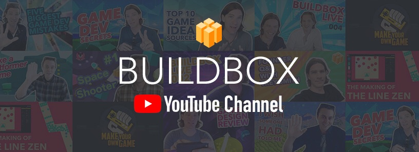 Buildbox YouTube Channel