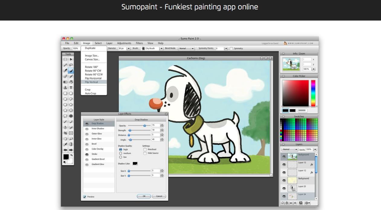 sumo paint pro free download