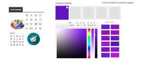 ColourLovers - Color Palette Generators