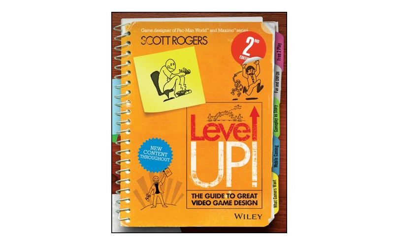LevelUp - Game Design Books