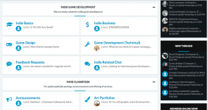 Indie Gamer Forum