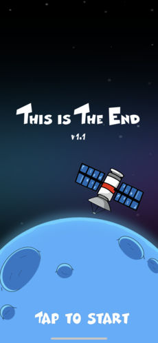 this is the end 1