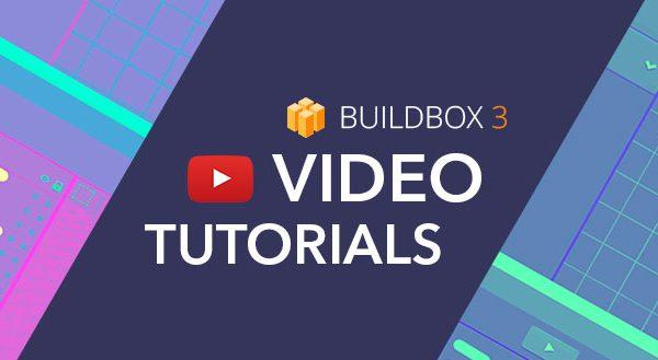 Buildbox 3 Tutorials