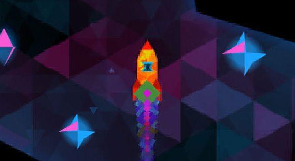 Trixel Rocket