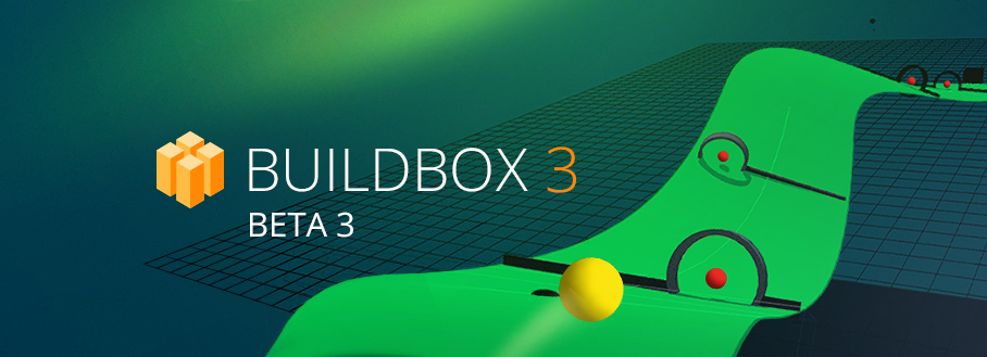 Buildbox 3 Beta 3