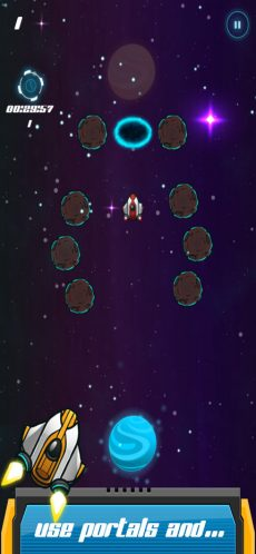 Galaxy Rush Space Jump Attack 1