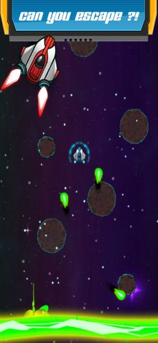 Galaxy Rush Space Jump Attack 3