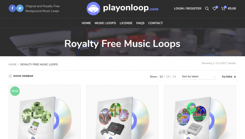 Playonloop