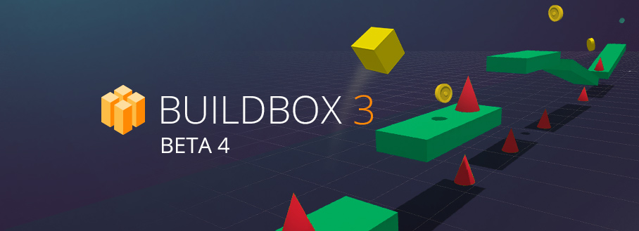 Buildbox 3 Beta 4