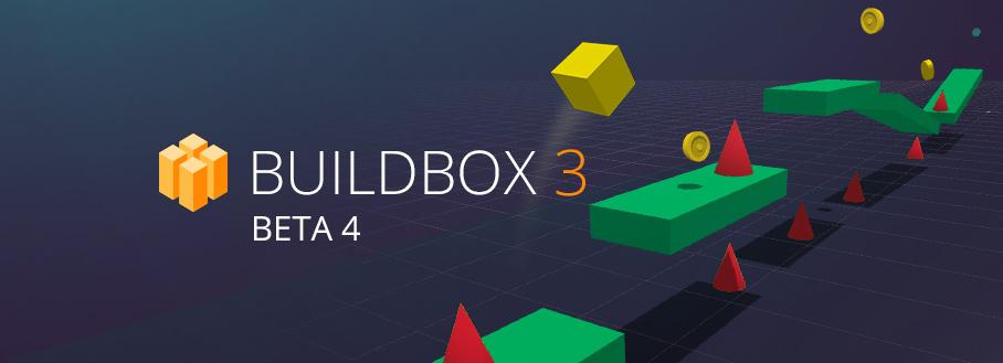 Buildbox 3 Beta 4