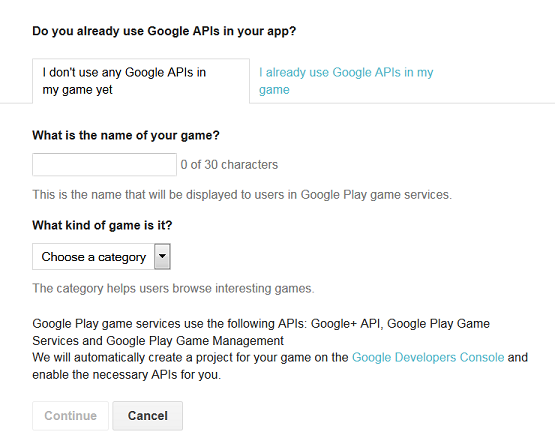 Google-GameServices