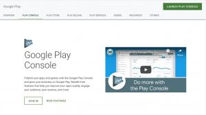 Google Play Beta Testing