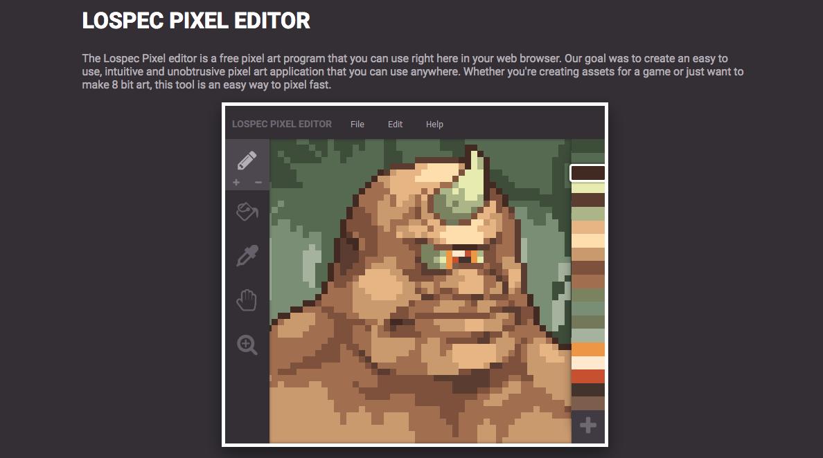 Top 12 Pixel Art Maker Tools For Game Design - Buildbox