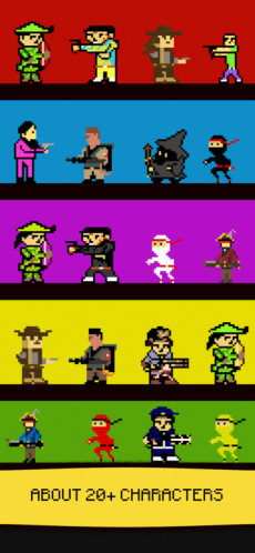 TinyPix Warriors 2
