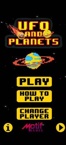 Ufo and planets 1