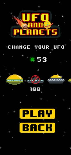 Ufo and planets 3