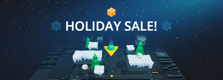 holiday sale buildbox