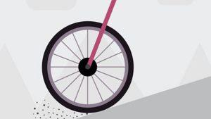 balance the wheel icon