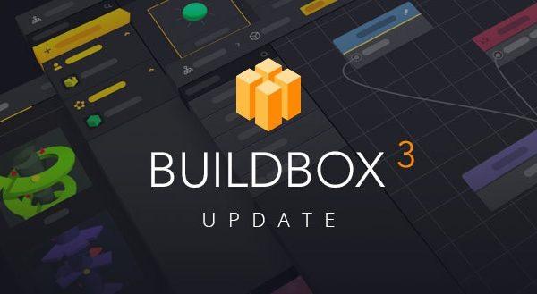 Buildbox 3 No-code Update