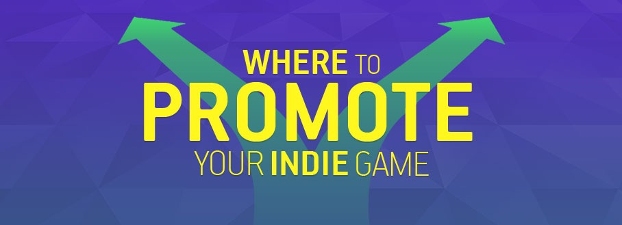 where to promote your indie game