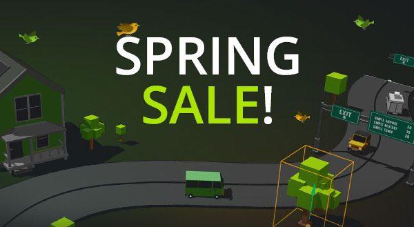 Buildbox Spring Sale Voxelbox