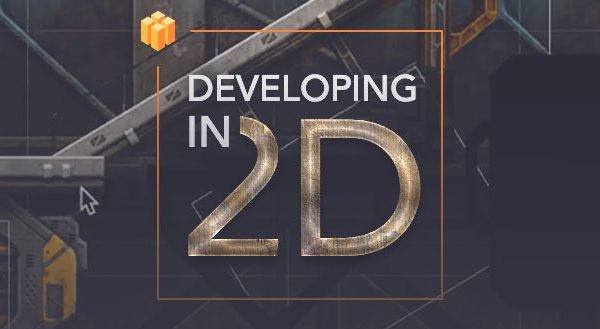 Buildbox 3 developing in 2D