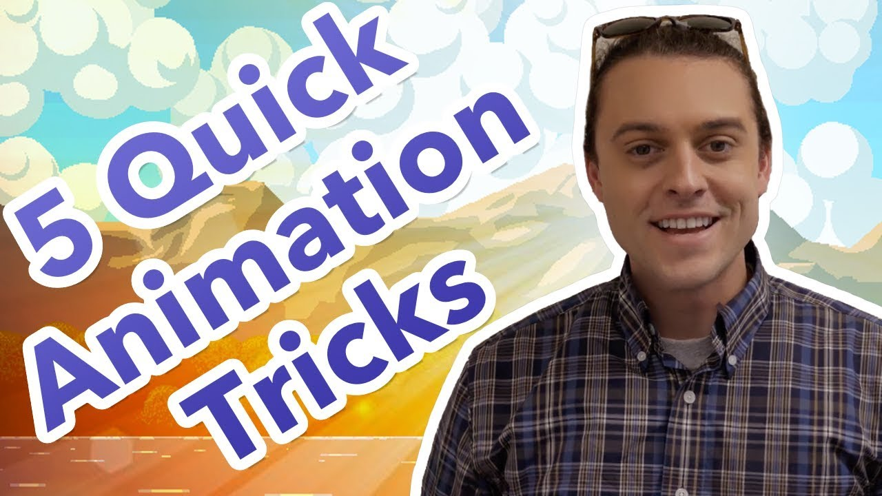 5 Quick Animation Tricks For Buildbox