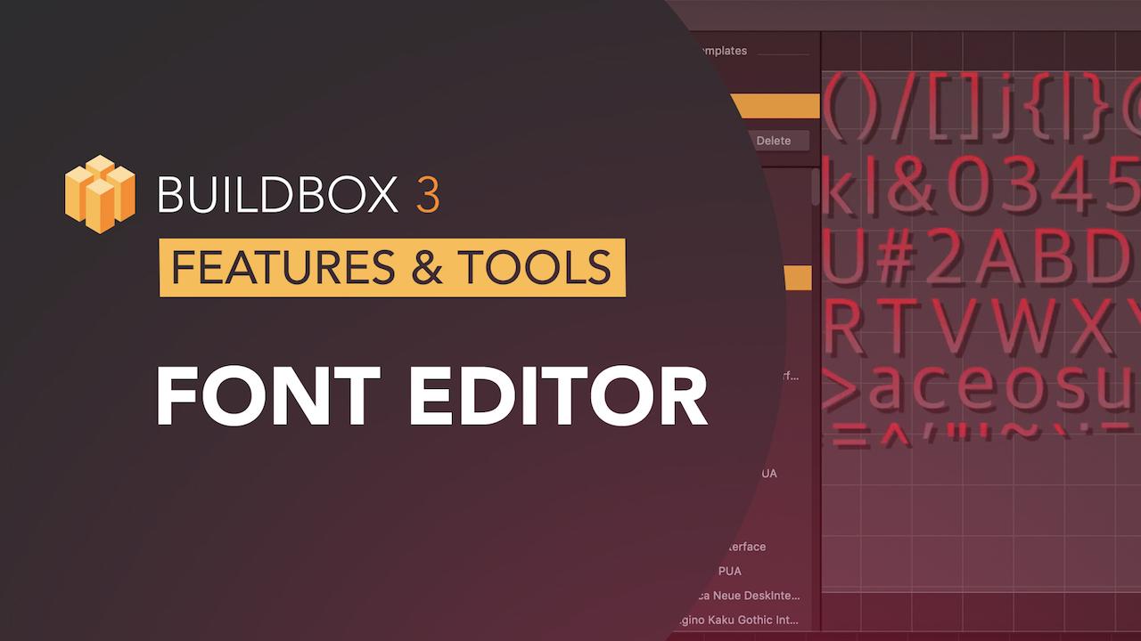 Font Editor