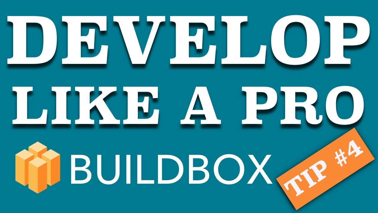 Develop Like A Pro – Buildbox Tip #4 – Atlases & Convert To Clones