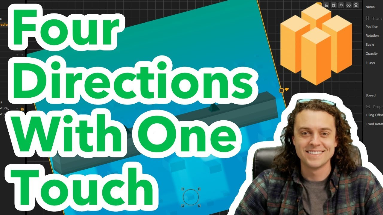 How To Make Your Character Move in Switch Directions With One Touch