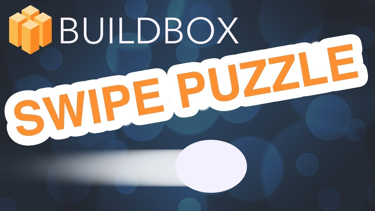 How To Make A Swipe Puzzle Mobile Video Game
