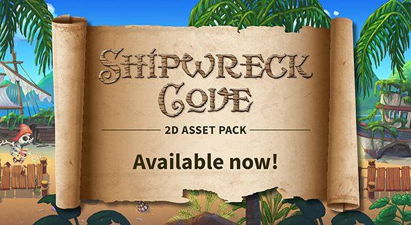 Shipwreck Cove Asset Pack