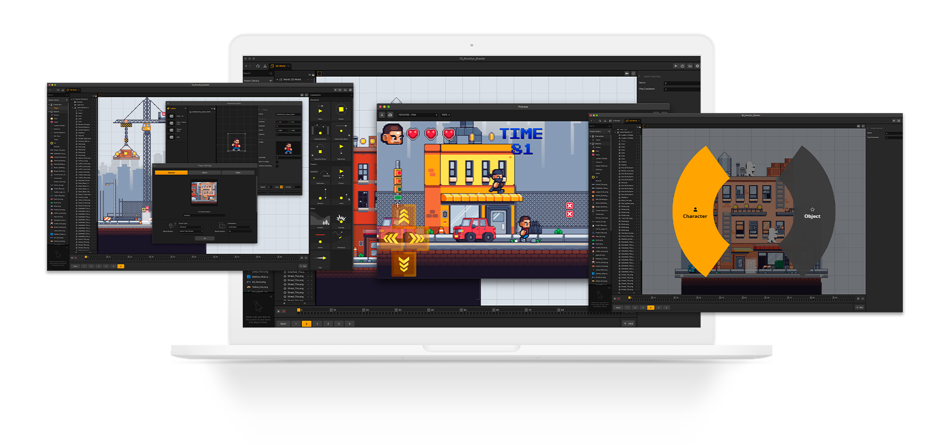 Buildbox Game Maker Video Game Software